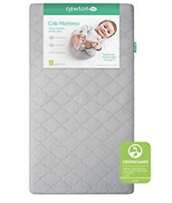 newton baby crib mattress and Toddler Bed| 100% Breathabble