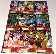 Carte dragon ball Dbz Fancard super battle Puzzle card prism Saga DBZ Full Arc
