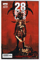 28 DAYS LATER 2, VF, Zombies, Horror, Walking Dead, 1st,  2009, more in store