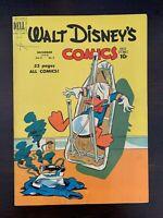 Walt Disney's Comics & Stories #123 Dell 1950 FN/VF 7.0