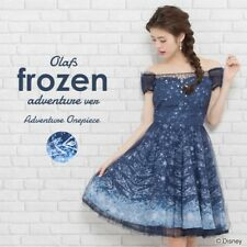 Secret Honey Adventure Dress Memories of the family Disney Frozen Elsa