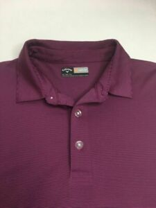 Men's Callaway Opti-dri Polo Golf Shirt •Size XL *EUC