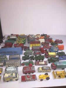 Lesney Matchbox Diecast Vehicles Job Lot