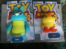 Disney Toy Story 4 Ducky And Bunny Large Figures New