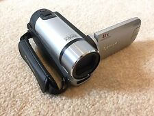 Canon FS300 Flash Memory Camcorder(Silver). Used but in good working condition.