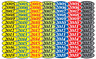 Car Dealer Oval Model Year Stickers, Windshield Stickers for Car Lot