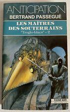 (FN969) ANTICIPATION FLEUVE NOIR  ? N° 1815 - LES MAITRES DES SOUTERRAINS