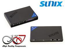 GAMME INDUSTRIELLE SUNIX - Dock convertisseur ETHERNET / RS232 + LPT - DPKM21H00