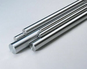 Round Bar/Rod - 304/A2 STAINLESS STEEL -MILL/WELD/METALWORK  - (2 to 100)mm diam