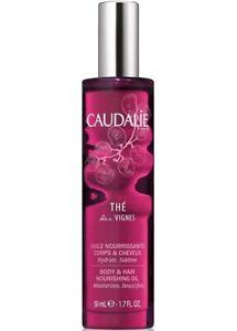 Caudalie The Des Vignes Multi Purpose Oil Hair & Body Nourishes & Repairs 50ml