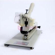 55mm Buttonhole Machine Semi Automatic File Bag Eyelet Punching Machine Desktop