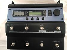 TC-Helicon Voicelive, harmony-correction-effects Acoustic Guitar/Vocal processor