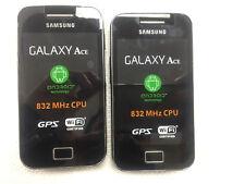 Samsung Galaxy GT-S5830I - Onyx Ace Nero (Sbloccato) Smartphone