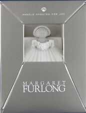 "Margaret Furlong - 4"" Flower Garland Angel (Mib) Free Shipping"