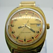 Lucien Piccard Circa101  SWISS Made Automatic Men's watch vintage 60s runs