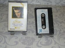 ELVIS PRESLEY  CASSETTE THE LEGEND LIVES ON VOL 4