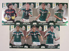 2014 Panini Prizm FIFA World Cup Soccer   Complete Base Set of Team Mexico