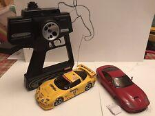 Kyosho Mini Z Corvette C5R Racing RC + Ferrari Body, Controller, Tamiya, XMods