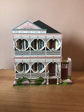 Shelia's1996 Collectibles Asendorf House Savannah Georgia Gingerbread Vintage