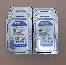 "Joblot 6x 160GB WD Caviar Blue 7200 rpm 3.5"" Hard Disk Drive -  Lot 4"