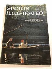 1958 Sports Illustrated FLY Fishing MIRAMICHI New Brunswick Salmon NEWSSTAND N/L