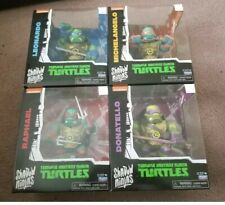 NIB Shadow Ninjas Teenage Mutant Ninja Turtles Complete Set of 4 Figures TMNT