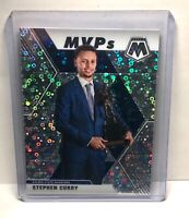 2019-20 Panini Mosaic - Stephen Curry - MVP - Disco #299 - Golden State Warriors