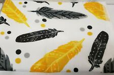 "Lux Padded Ironing Board Cover (2 layers)(for 54"" boards) Colorful Feathers, Ege"