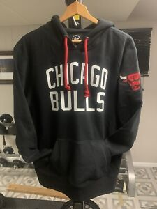 Chicago Bulls 47 Brand Hoodie - L
