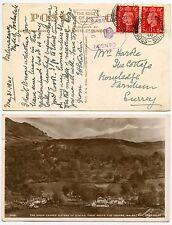 SCOZIA 1940 CENSURATO cartolina a Surrey HMS trelawney PORTA 2a 31st ww2 MAGGIO