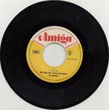 Rare ! Amiga Single le Vol de Ersten Gens Ins (dans le (A)) Univers 1961 Gagarin
