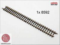 Z 1:220 Maßstab Märklin Mini-Club Gleise Tracks Rails 100-120 MM 1x 8592