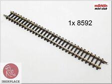 Z 1:220 Scale Märklin Mini-Club Way Tracks Rails 100-120 MM 1x 8592