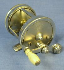 "New listing Vtg. Meisselbach ""Tripart"" No.580 Fishing Reel, Very Clean, Ohio Made"