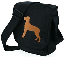 More details for great dane bag dog walkers shoulder bags handbags birthday gift great dane gift