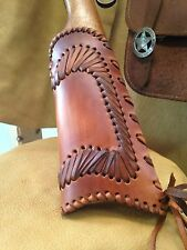 Leather Gunstock Cover Winchester Marlin Rossi Henry Uberti SASS CAS Cowboy Hunt