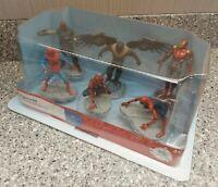 *Brand New* Disney Marvel Spiderman Homecoming Figurine Set 2017