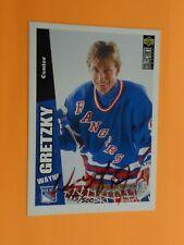 Wayne Gretzky 1997 UPPER DECK COLLECTOR'S CHOICE AUTO 485/500 UDA COA