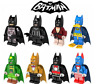 Batman Minifigure Butler Batman Merciless Joker Figure Custom Lego Minifigures