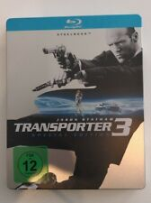 Transporter 3 - Special Edition | Blu-ray | Steelbook | TOP ZUSTAND | FSK 12