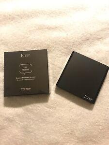 Julep So Radiant Diamond Powder Bronzer - Medium Tan FULL SIZE NEW IN BOX BNIB