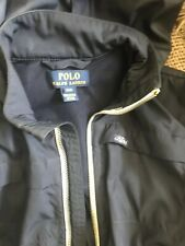 Polo Ralph Lauren Boys Size 8 Jacket Kids Small Twill Coat New