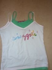 Pineapple double vest top