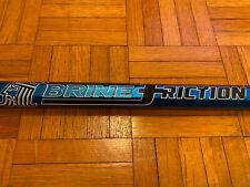 🔥Brand New & Rare Brine F 22 Lacrosse Shaft Stick Warrior Stx Ua Epoch Ecd Nike