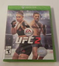 EA Sports UFC 2 (Microsoft Xbox One, 2016)Brand New Factory Sealed Fast Shipping