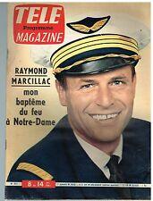 B7- Télé Magazine N°311 Raymond Marcillac