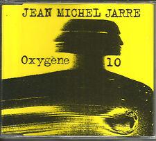 JEAN MICHEL JARRE & Sash & RESISTANCE D Oxygene 10 REMIXS 6TRX UK CD Loop Guru