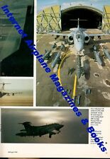 AIR FORCES MONTHLY 4/94 GRUMMAN A-6 INTRUDER USN VA USMC / DUTCH C-130H HERCULES
