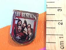 The Business badge Skinhead band oi oi skins skinheads Keep the Faith Hooligans