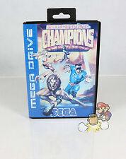 Eternal Champions (Sega Mega Drive/SMD) * cib top * * Boxed *
